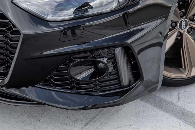 Audi A4 Avant 2.9 TFSI RS4 quattro   450PK   Style pakket Brons   Keramische remschijven   RS Dynamic   B&O   Sportdifferentieel   280 km/h Topsnelheid   afbeelding 14