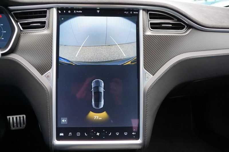 Tesla Model S P90D Performance Ludicrous 576pk / Autopilot / Pano / 21inch / Carbon / 162.500,- Nieuw afbeelding 23