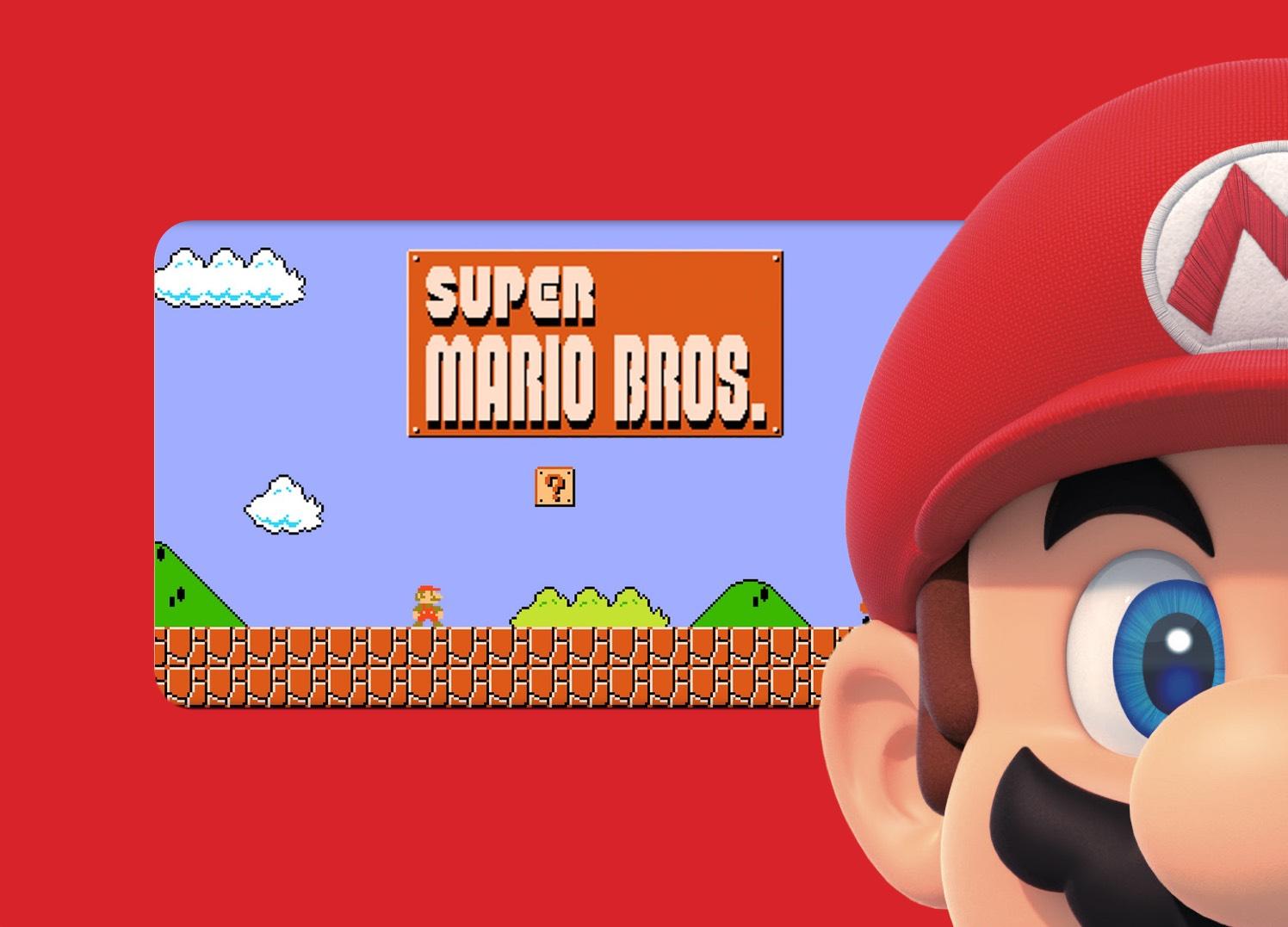 Um ranking de todos os Super Mario