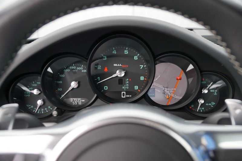 Porsche 911 3.8 Carrera S 50th Anniversary Edition afbeelding 13
