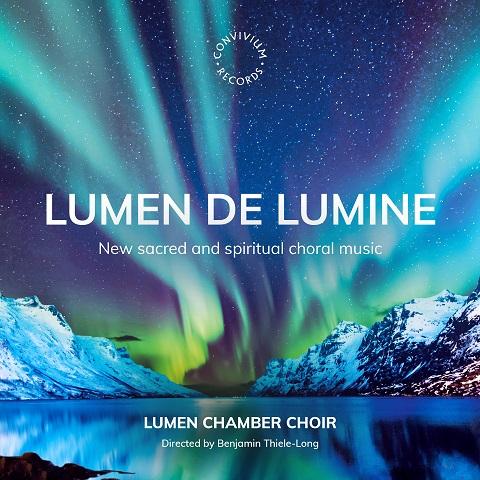 Lumen de Lumine album cover