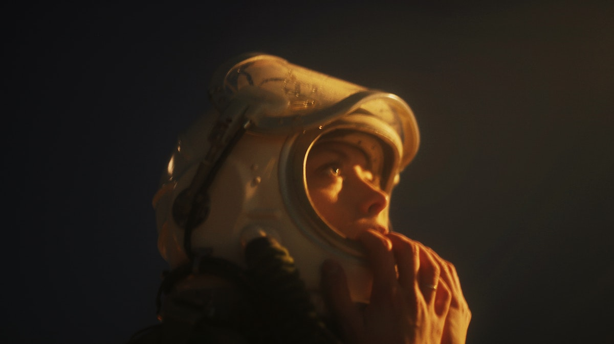 Astronaut - Photo by Elia Pellegrini, borrowed from Unsplash