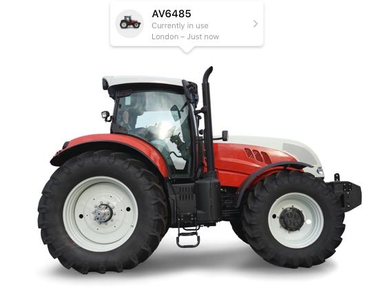 Tractor uk