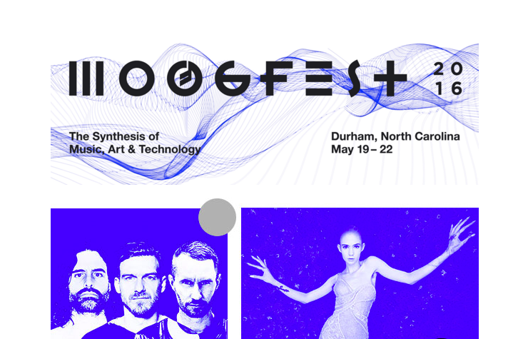 Moogfest email