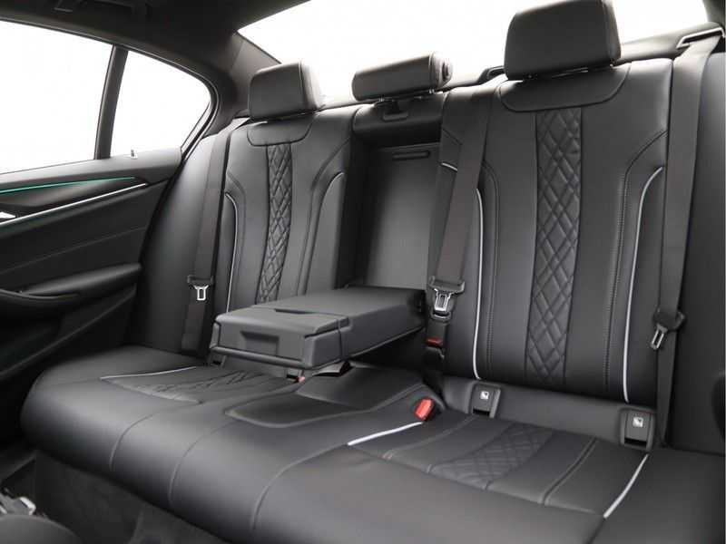 BMW 5 Serie 530i High Exe M-Sport LCI afbeelding 13