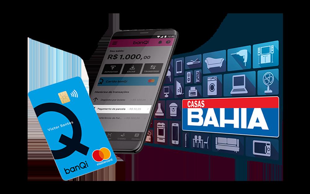 Casas Bahia Cards