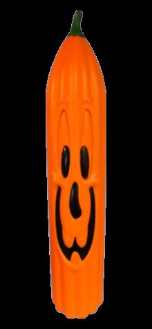 Light Up Slim Pumpkin photo