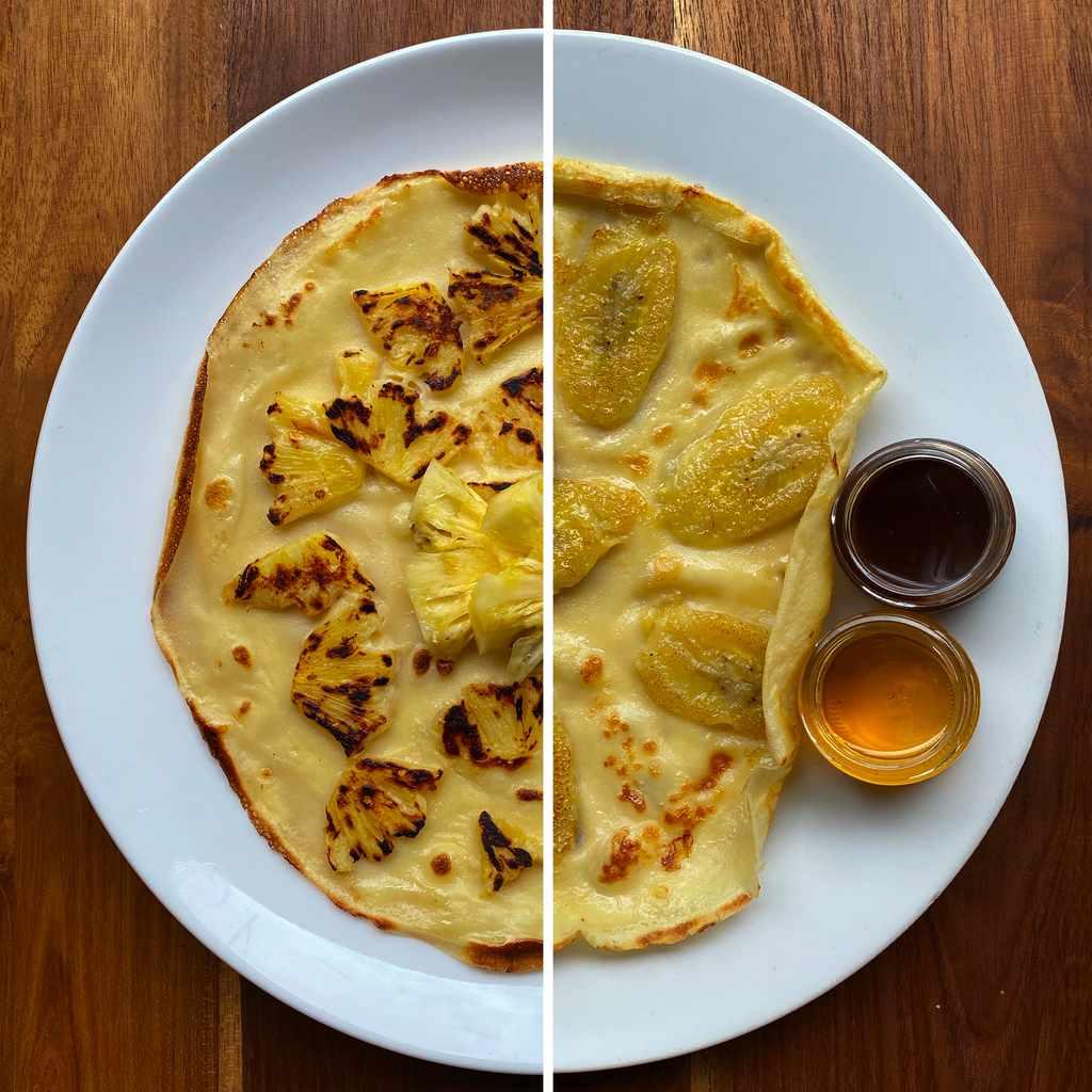breakfast: balinese pancake