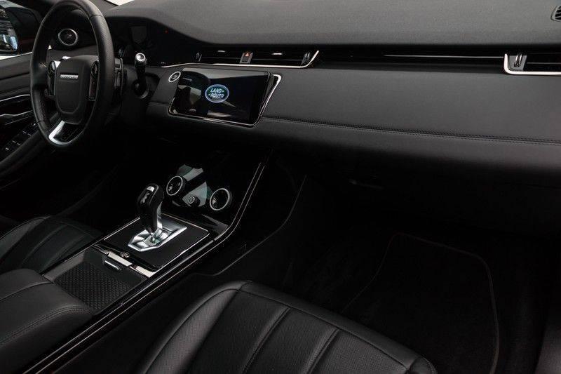 "Land Rover Range Rover Evoque P300 R-Dynamic 300pk AWD Black Pack Panoramadak ClearSightSpiegel MeridianSound Volleder AmbientLight Navi Keyless Full-Led DAB 20"" 360Camera Pdc afbeelding 5"