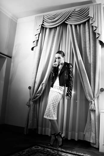 Elisabetta Cavatorta Stylist  - Gianni Pisano - Prestige