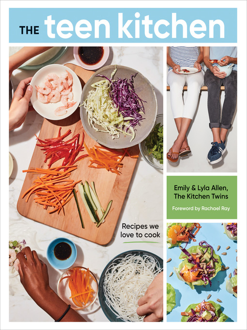 The Teen Kitchen book cover