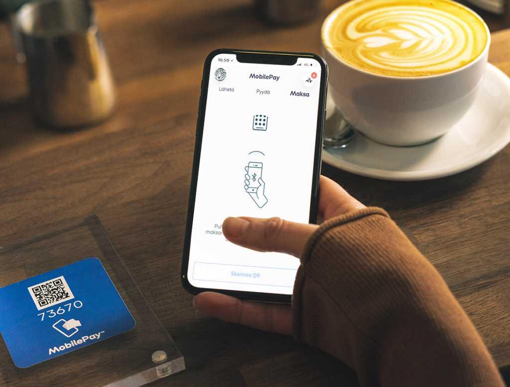 Maksaminen MobilePayllä on helppoa kuin hengittäminen.