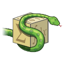 learn python logo