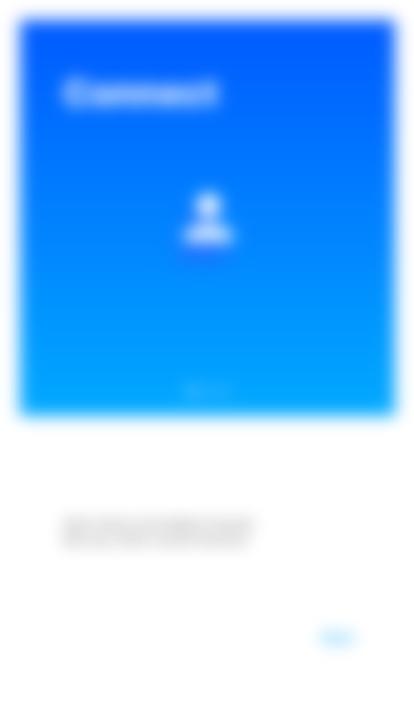 Fiber UI Kit onboarding screen