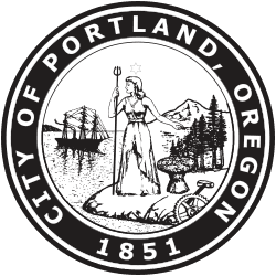 logo of City of Portland