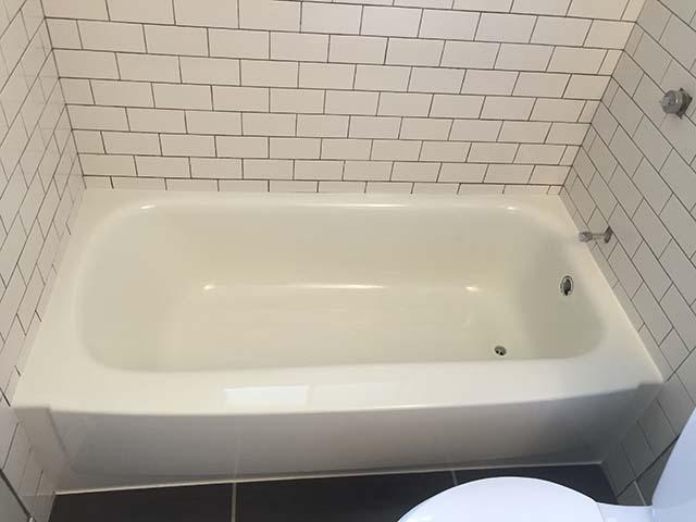 Bathtub 2 - After