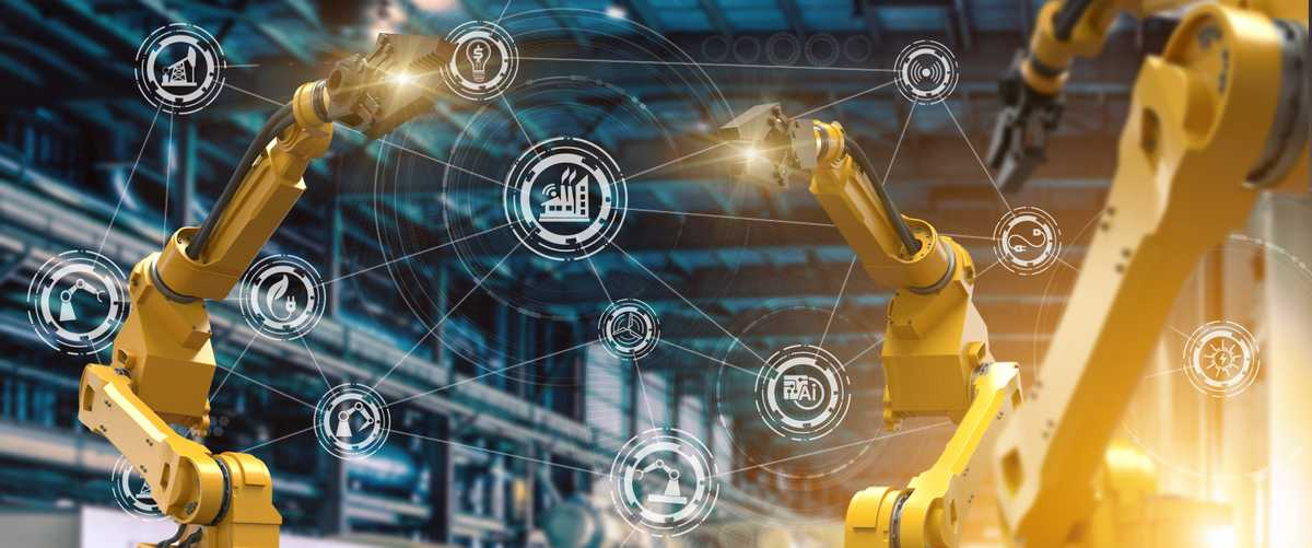 Industry 4.0 - Why this revolution is different.