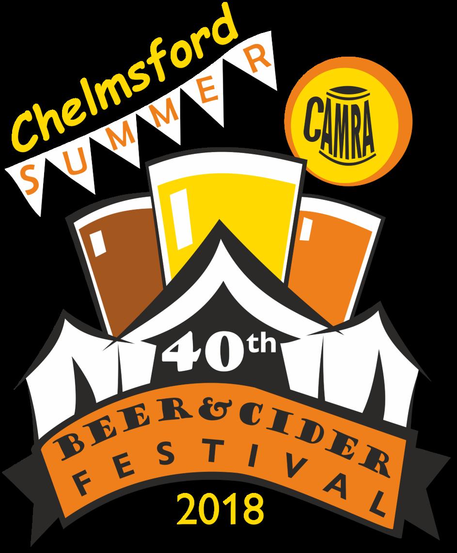 Chelmsford Beer & Cider Festival Logo
