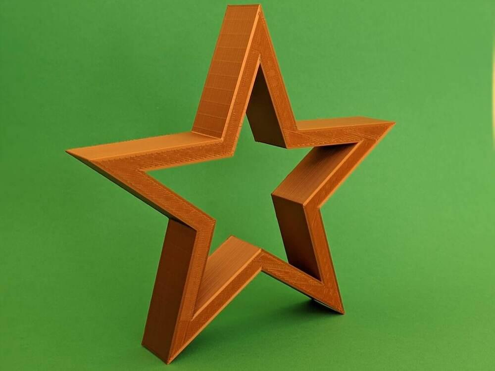 Christmas Star - Ender 3