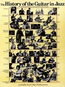 History Of Jazz Guitar