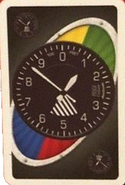 Planes Uno (Altimeter Alert Card)