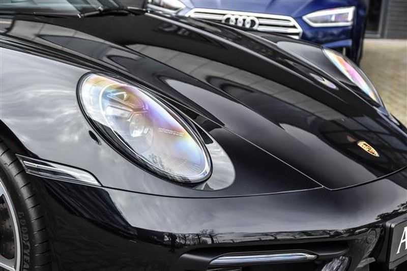 Porsche 911 4S SPORTDESIGN+4WSTURING+LIFT+BURMESTER NP.229K afbeelding 13