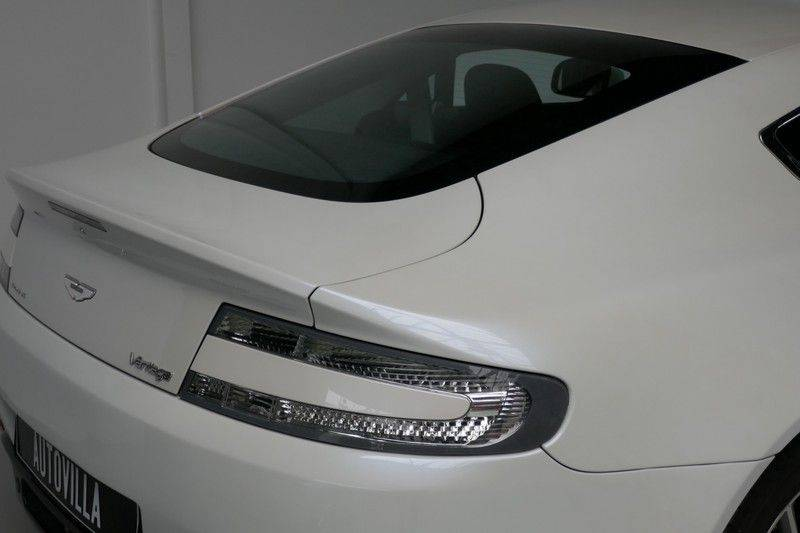 Aston Martin V8 Vantage 4.7 V8 Sportshift Carbon sportstoelen afbeelding 17