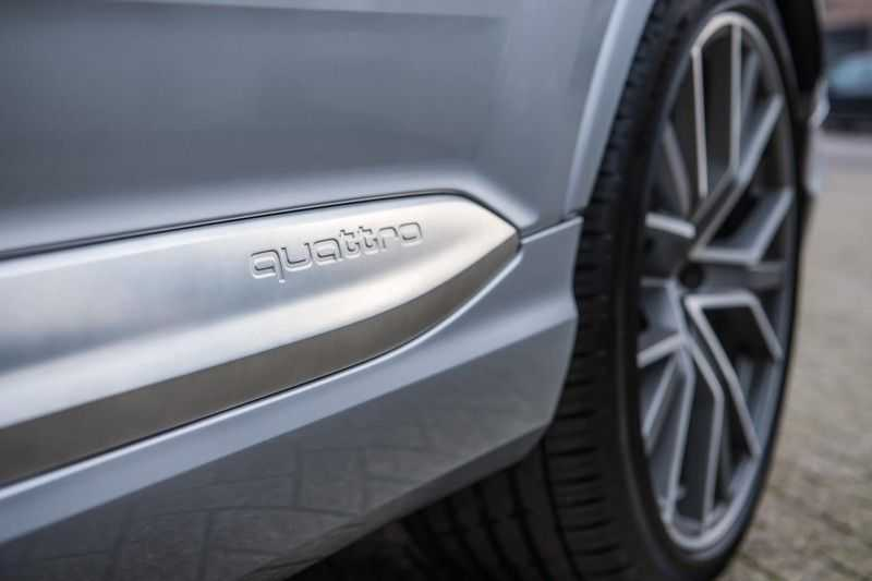Audi SQ7 4.0 TDI Quattro Pro Line + , 435 PK, Valcona/Leder, Pano/Dak, 2017, Bose, 22'', Elekt. Trekhaak, 79DKM!! afbeelding 23