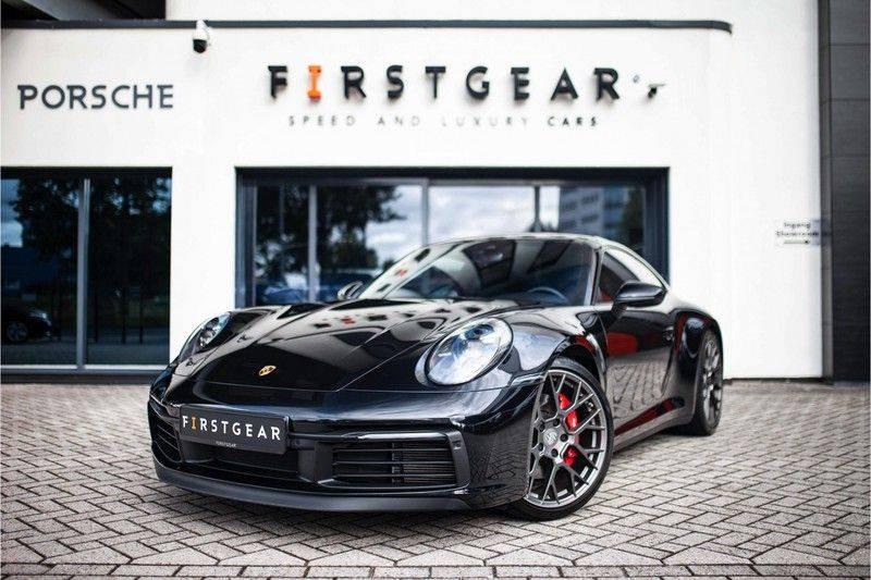 Porsche 911 992 4S Coupe *Sport Chrono / Sportuitlaat / BOSE / Matrix-LED / PADM* afbeelding 1