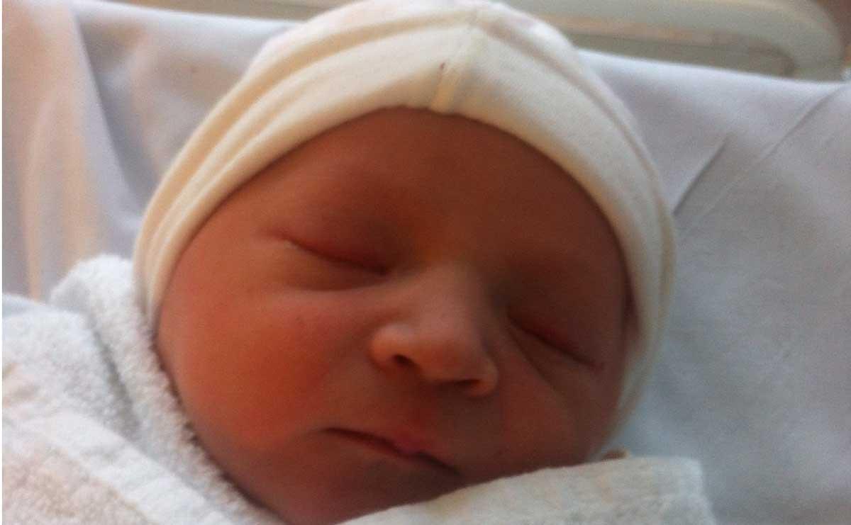 Batman Tomato Carroll - born 25 October 2015 at 10:30am