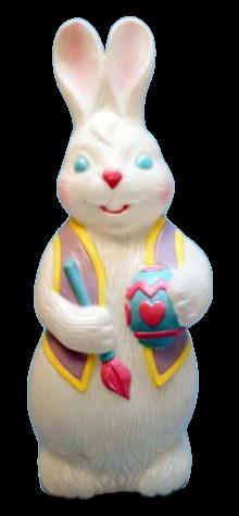 Painter Bunny photo