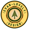 Evan Lovely Design logo