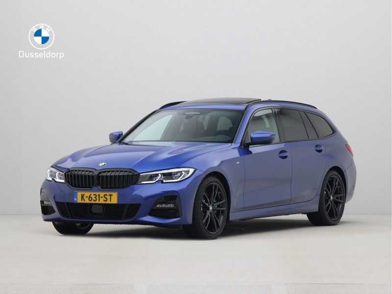 BMW 3 Serie 330i Touring High Executive M-Sport Automaat afbeelding 1