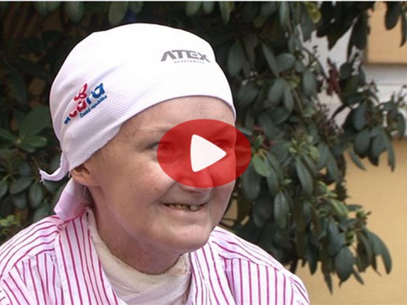 Olga a její život s nemocí