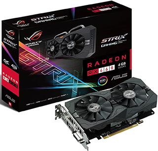 ASUS Radeon RX 460 4GB