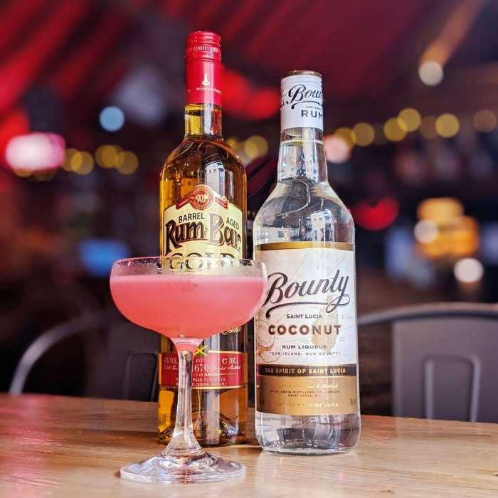 Bounty Hunter Cocktail