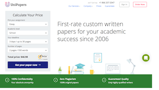 unipapers.org main page