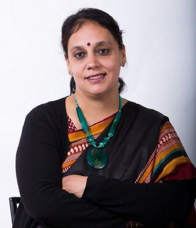 Deepa Dogra, Principal, Cambridge International School