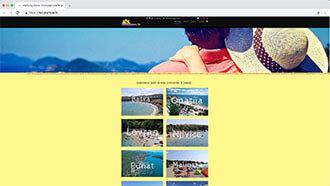 Web Site of Hoću na more