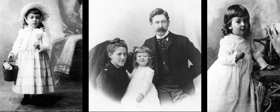 Говард Лавкрафт в детстве, 1892. Источник: The H.P. Lovecraft Archive