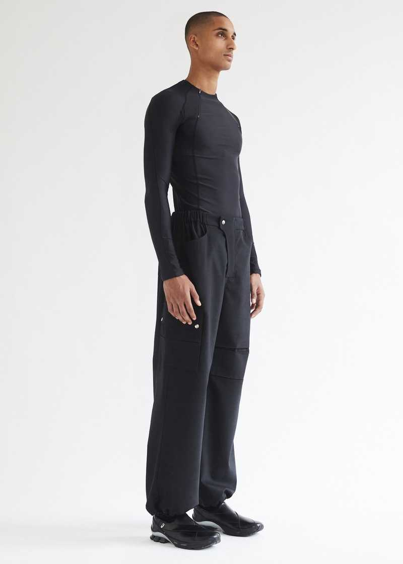 Dogu Cargo Trousers full length