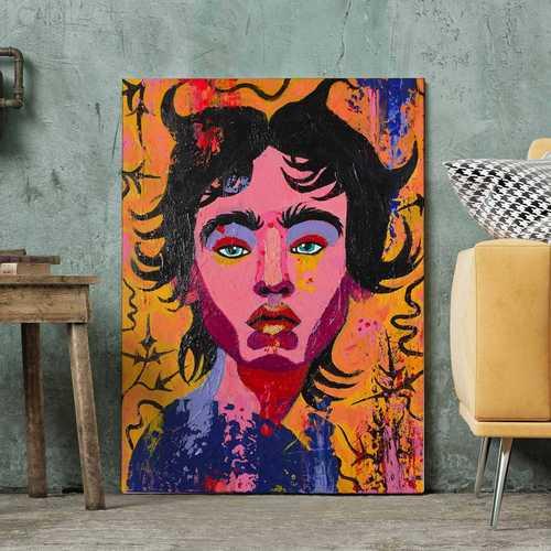 Wild Creeper Nr.2 Painting