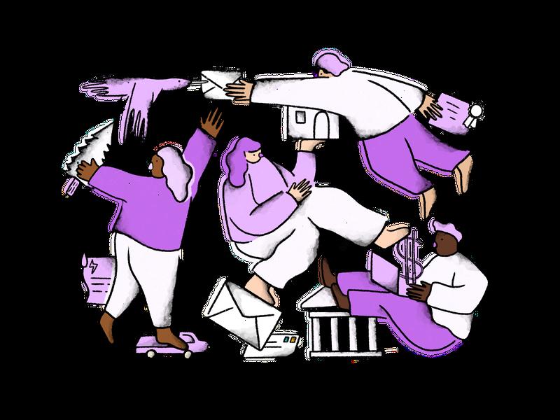 illustration of evergov
