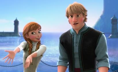 Anna and Kristoff, Frozen
