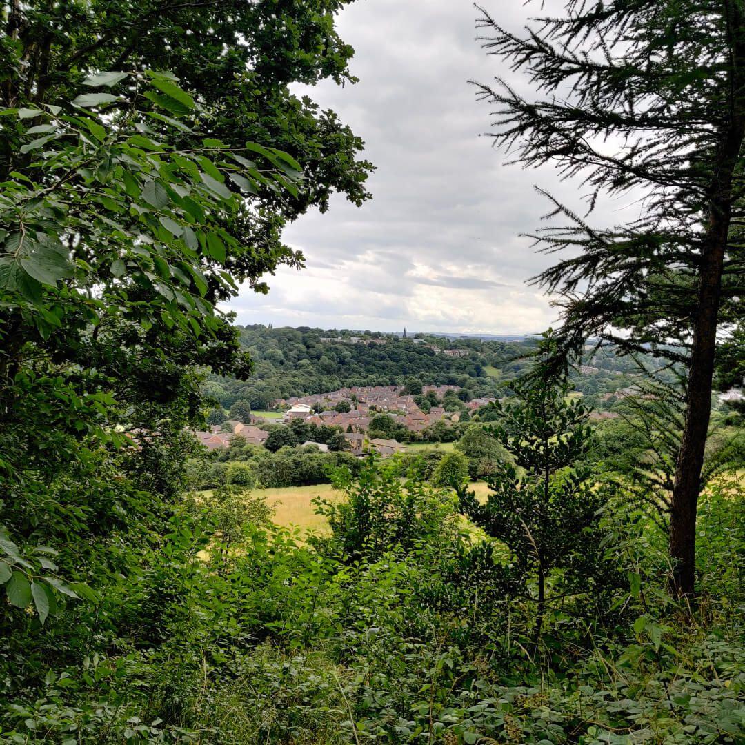 Sugarwell Hill Park view