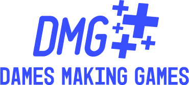 Dames Making Games Logo