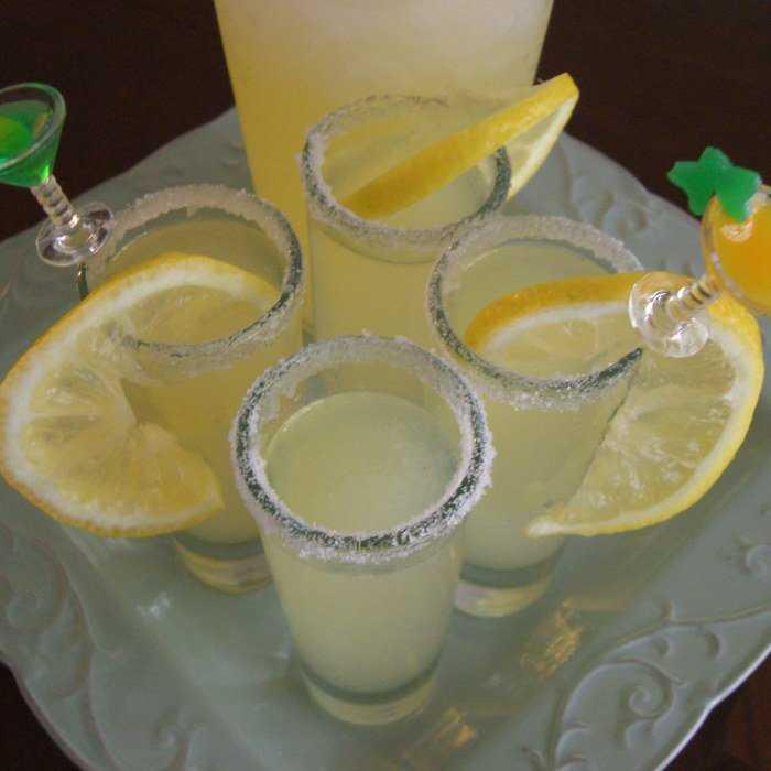 Lemon Shot Cocktail