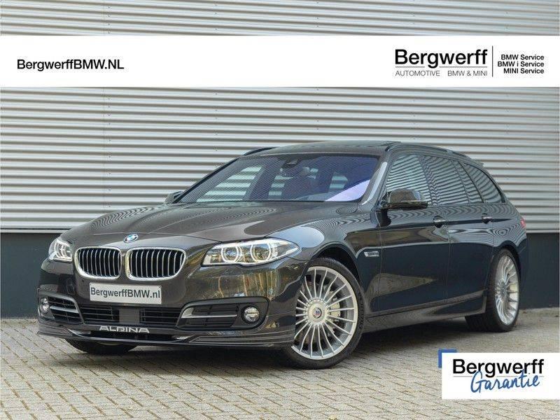 BMW 5 Serie Touring Alpina D5 Bi-Turbo - Bang & Olufsen - Full-Option afbeelding 1