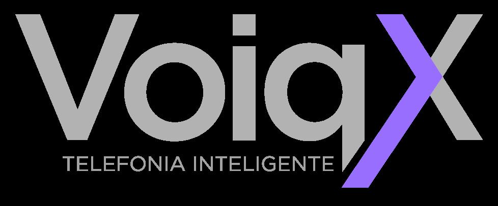 Imagem com logo do VoiqX