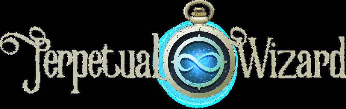 Perpetual Wizard Logo